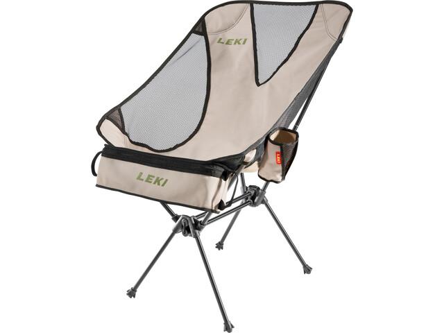 LEKI Chiller Chaise pliante, sand